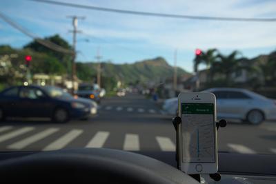 Google Maps on board